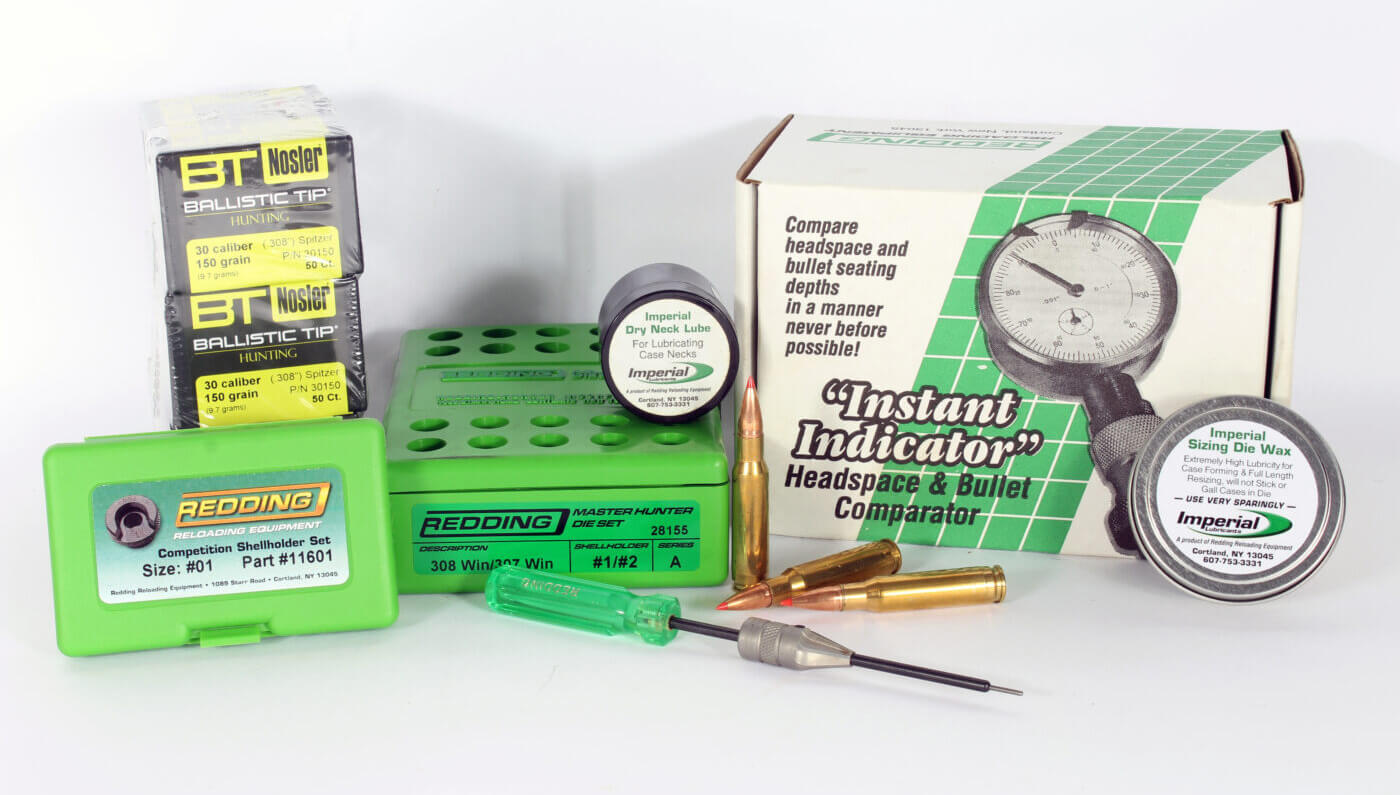 Redding Reloading Equipment products