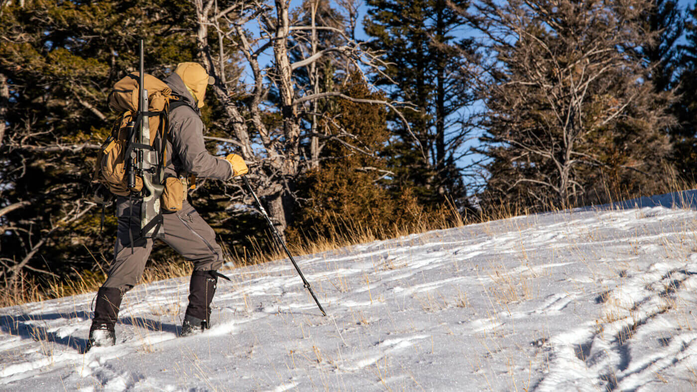 Predator hunting with Model 2020 Waypoint rifle