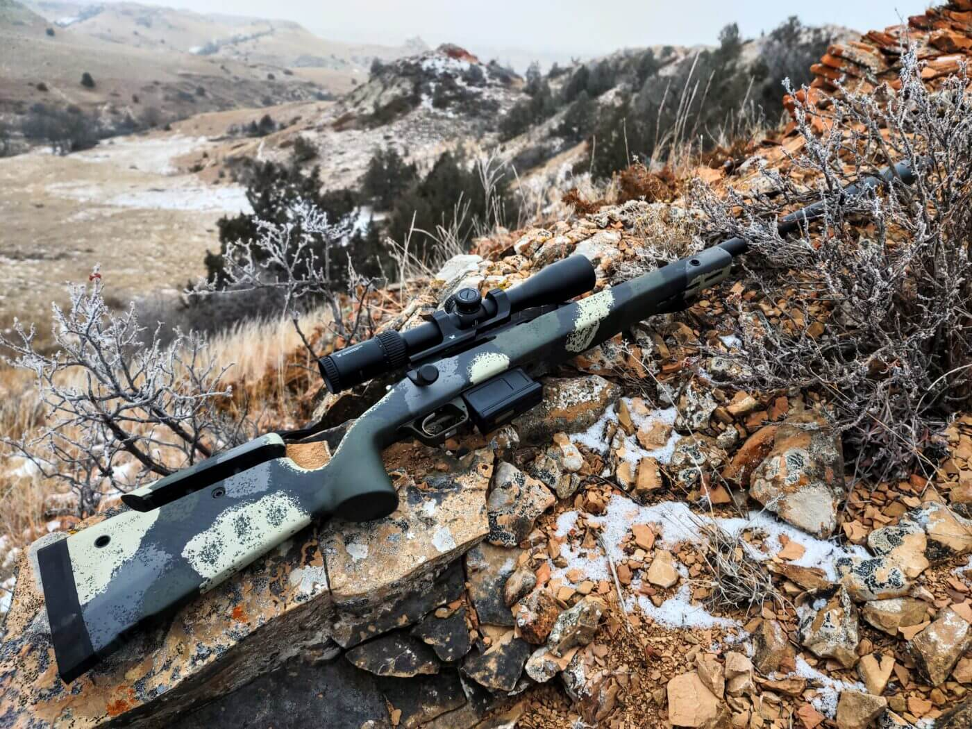 Springfield Armory hunting rifle