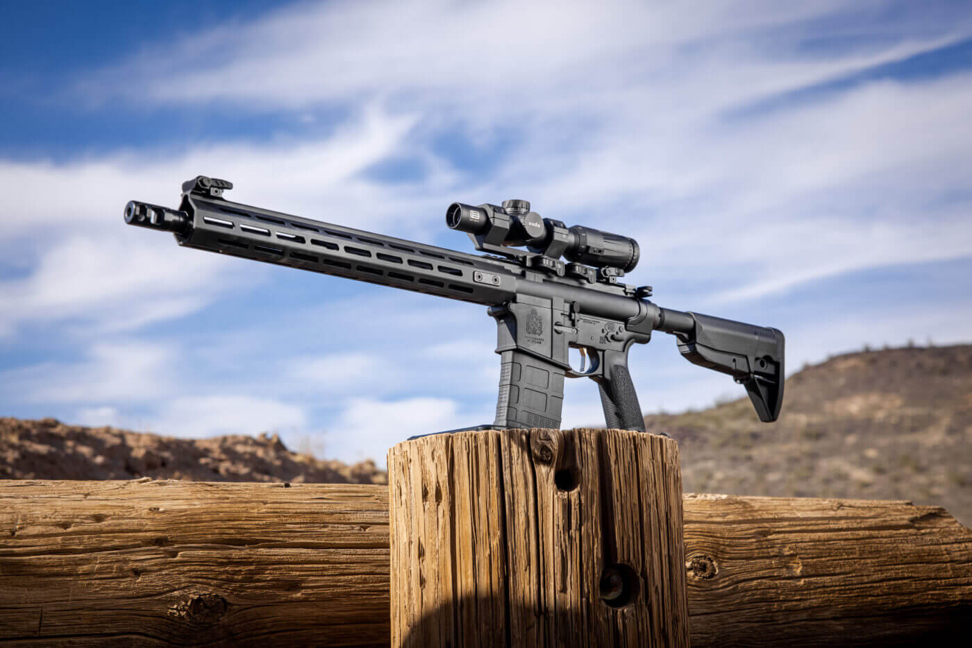 Victor .308 Win rifle