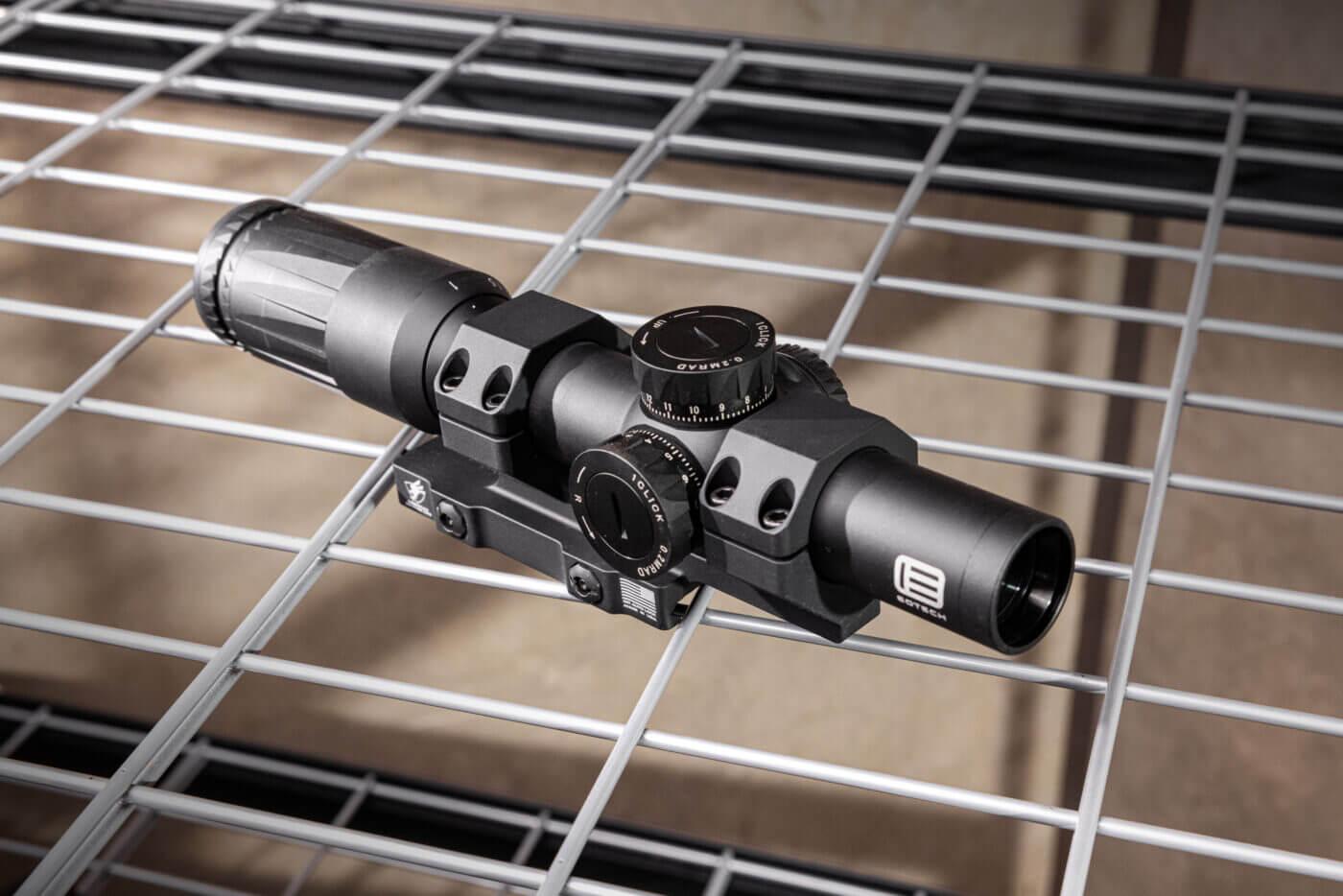 EOTECH Vudu 1-6x rifle scope