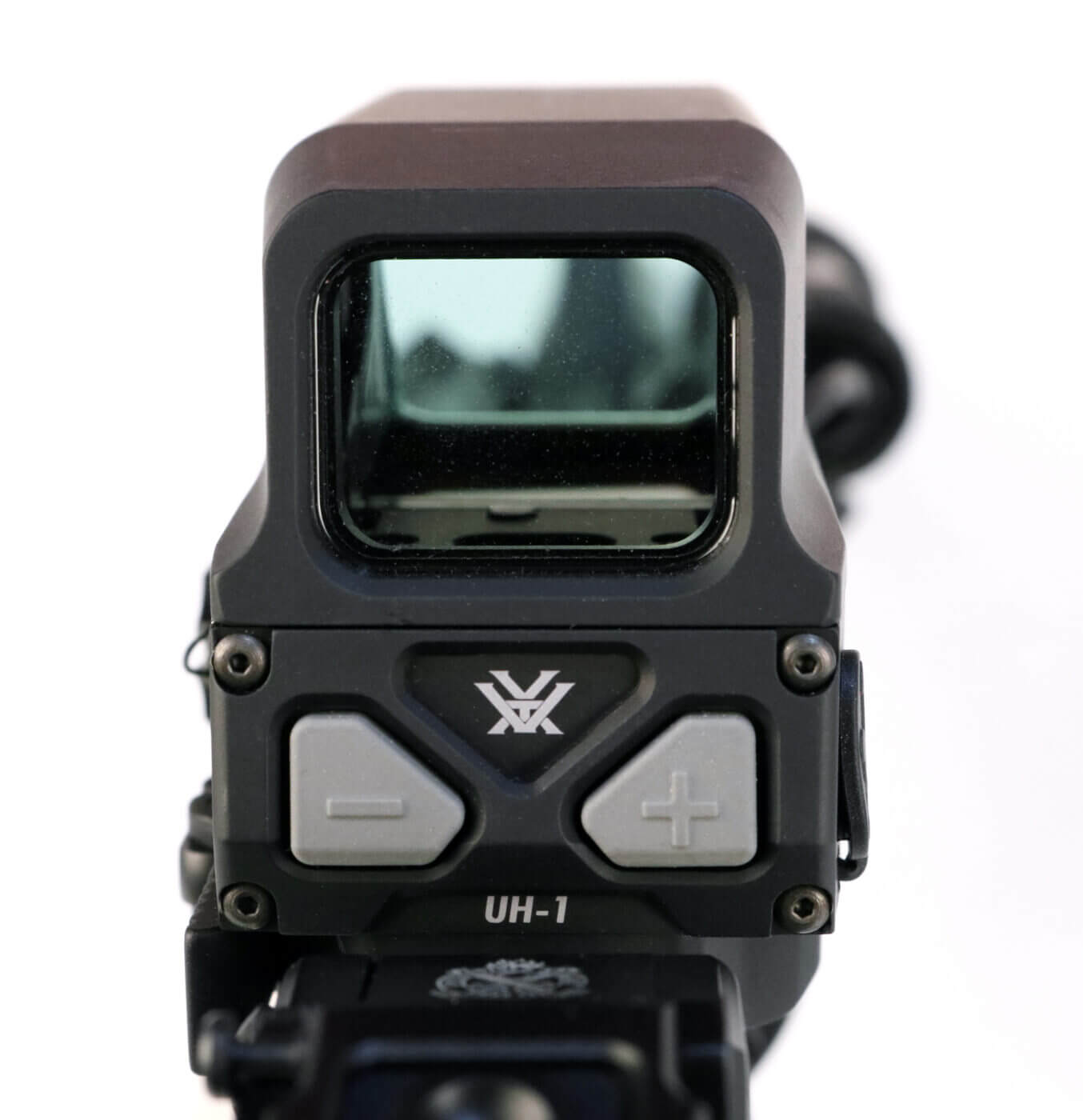 Controls for Vortex AMG UH-1 Holographic Sight optic