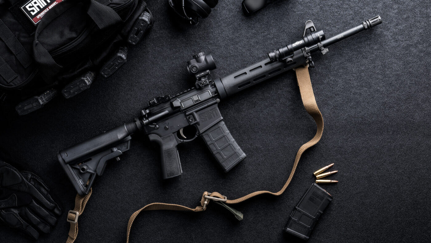 Springfield Armory SAINT B5 5.56 rifle