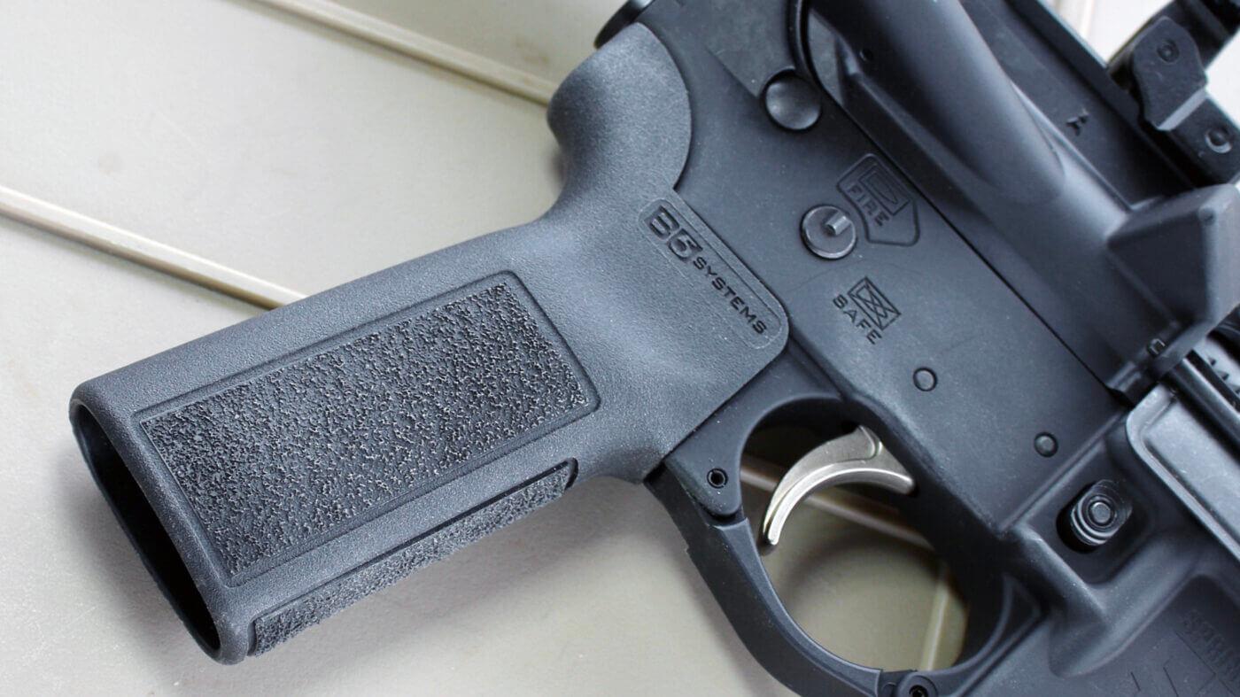 AR15 pistol grip
