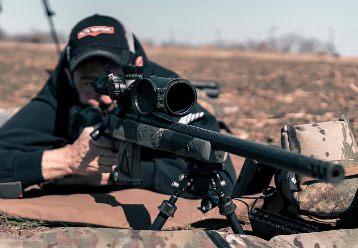 Testing the Winchester Deer Season XP ammo in 6.5 Creedmoor
