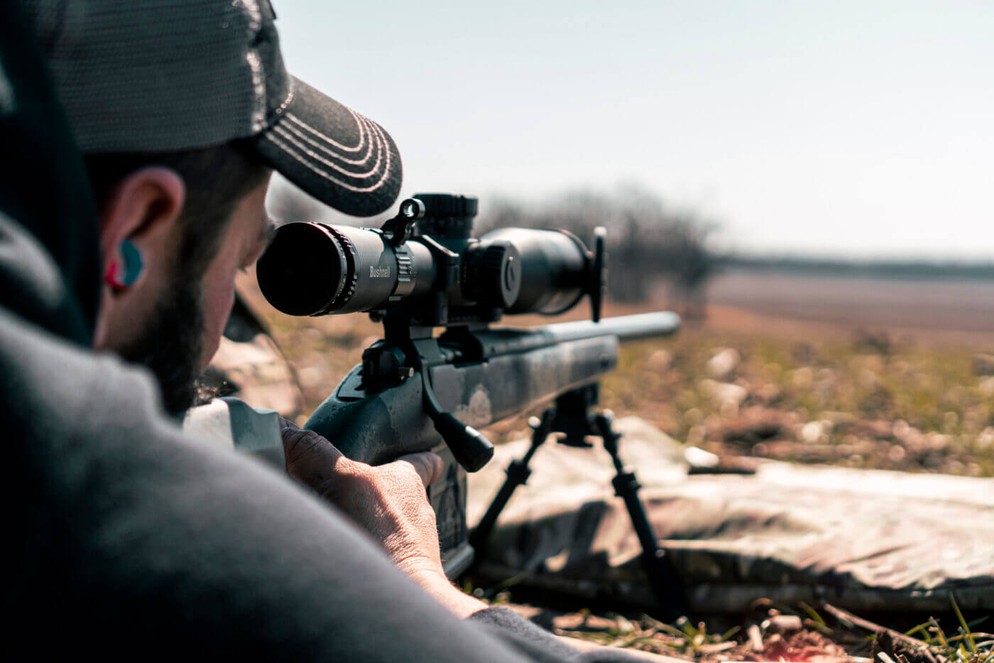 Winchester Deer Season XP hunting ammo test in Springfield Waypoint rifle