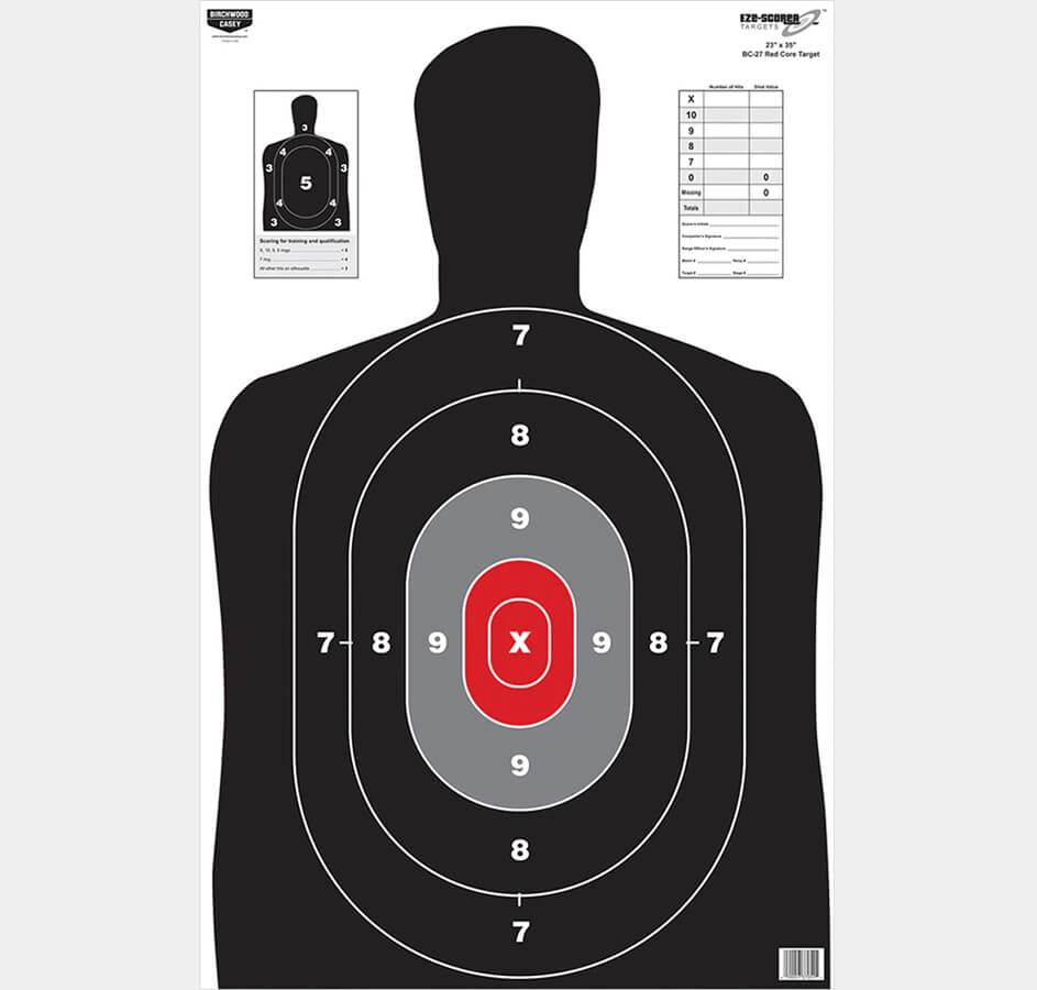 Birchwood Casey EZE-Scorer 23x35 Targets