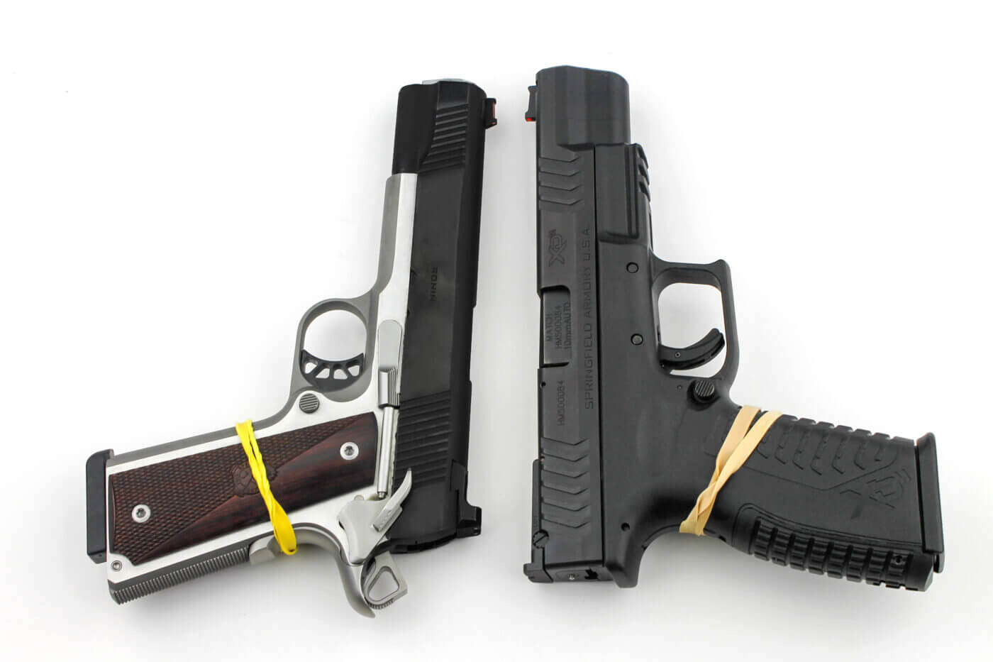 Examples of bad gun modifications