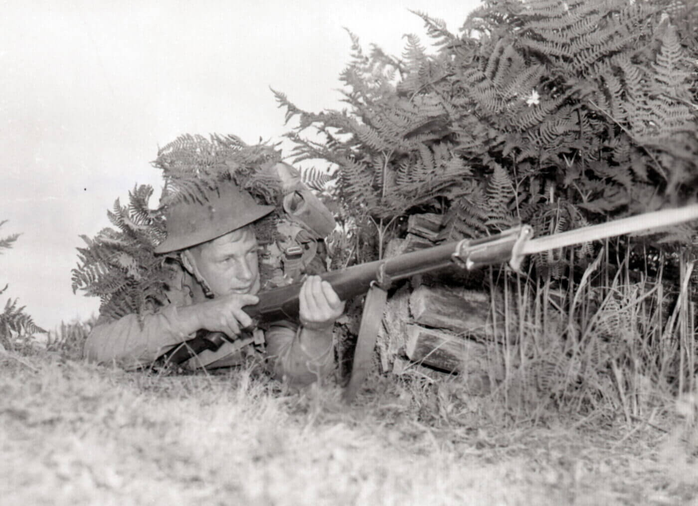 4th Army training in Washington State 1941