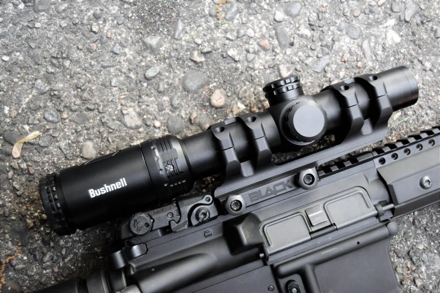 Bushnell AR Optics 1-8x24mm riflescope
