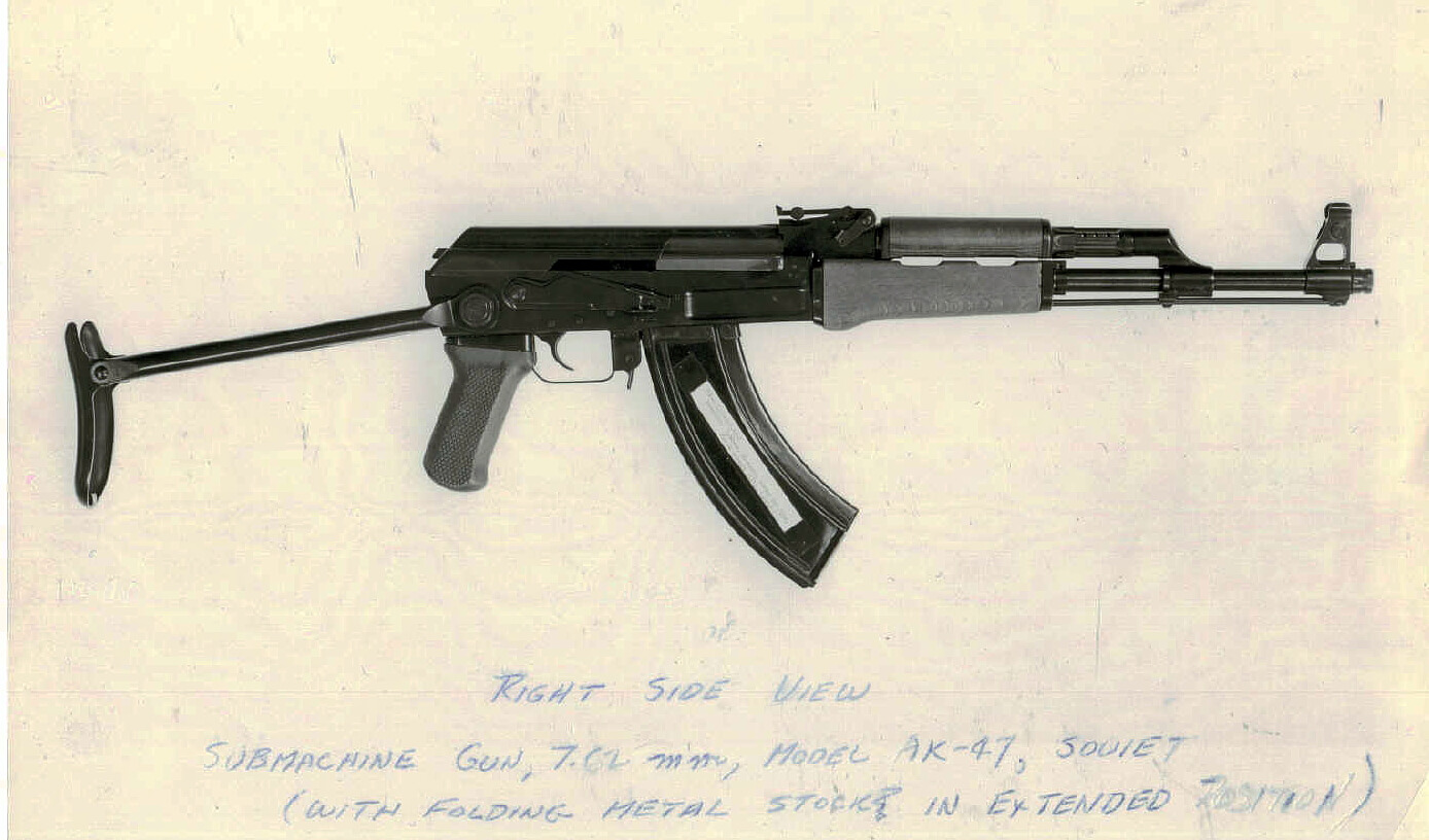 One of the first AK-47s in USA