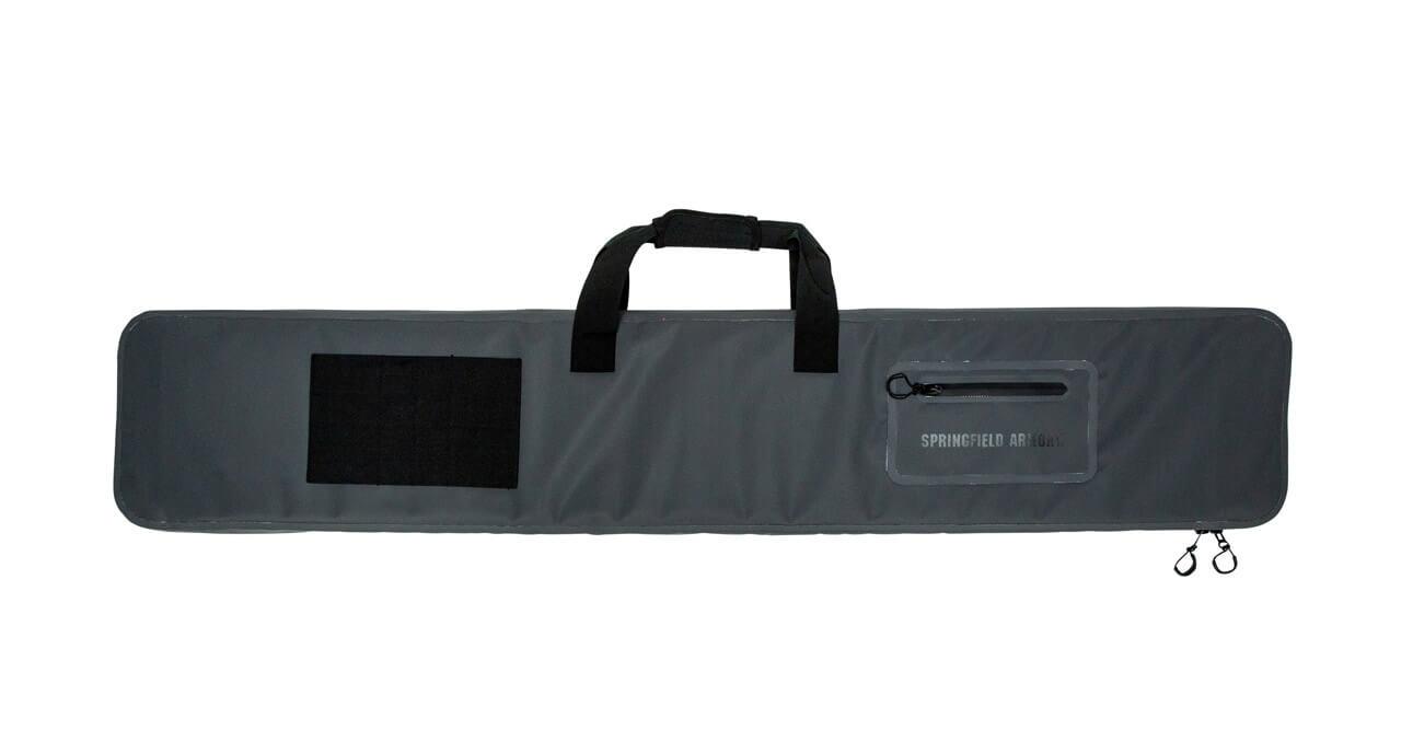 Waterproof rifle case