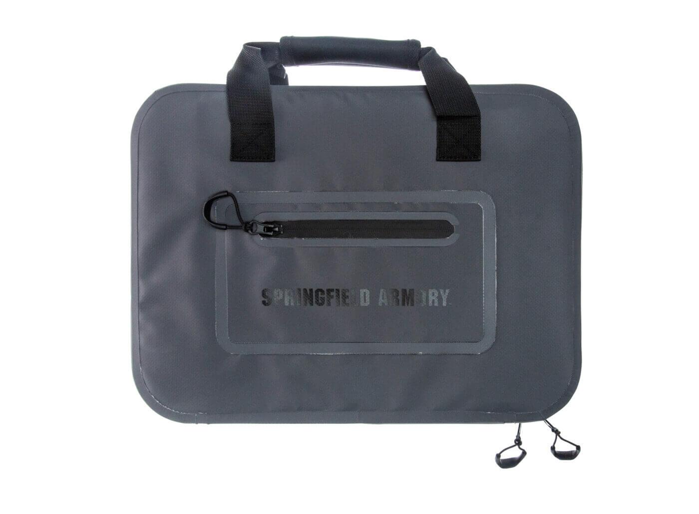 Waterproof pistol case