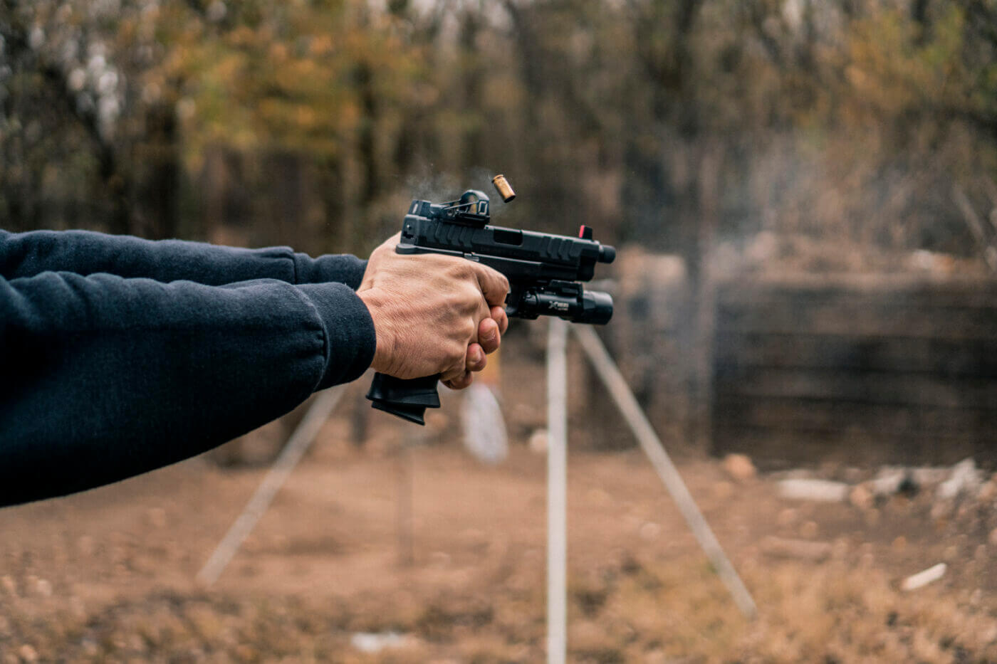 Shooting the XD-M Elite Tactical OSP