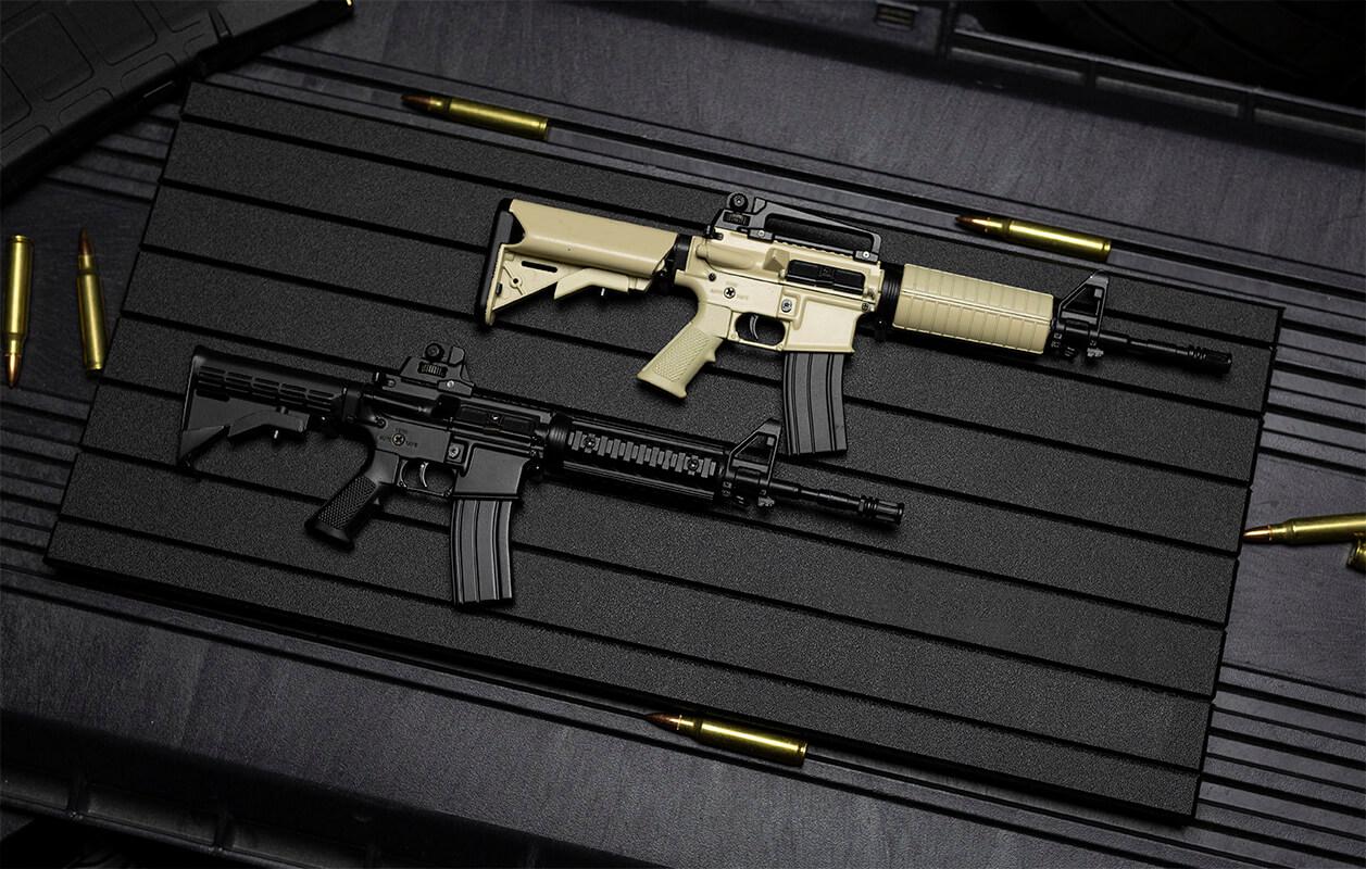 AR-15 mini guns