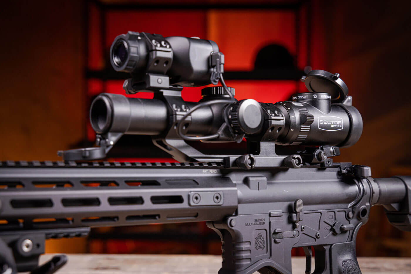 G1T3 thermal optic system