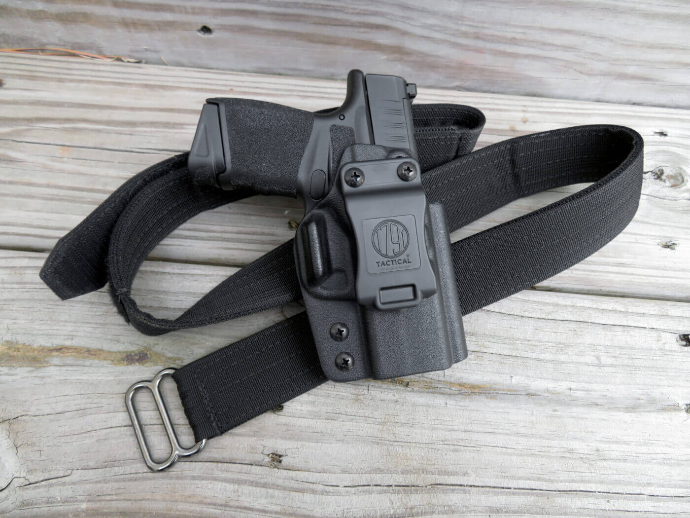 1791 holster and belt