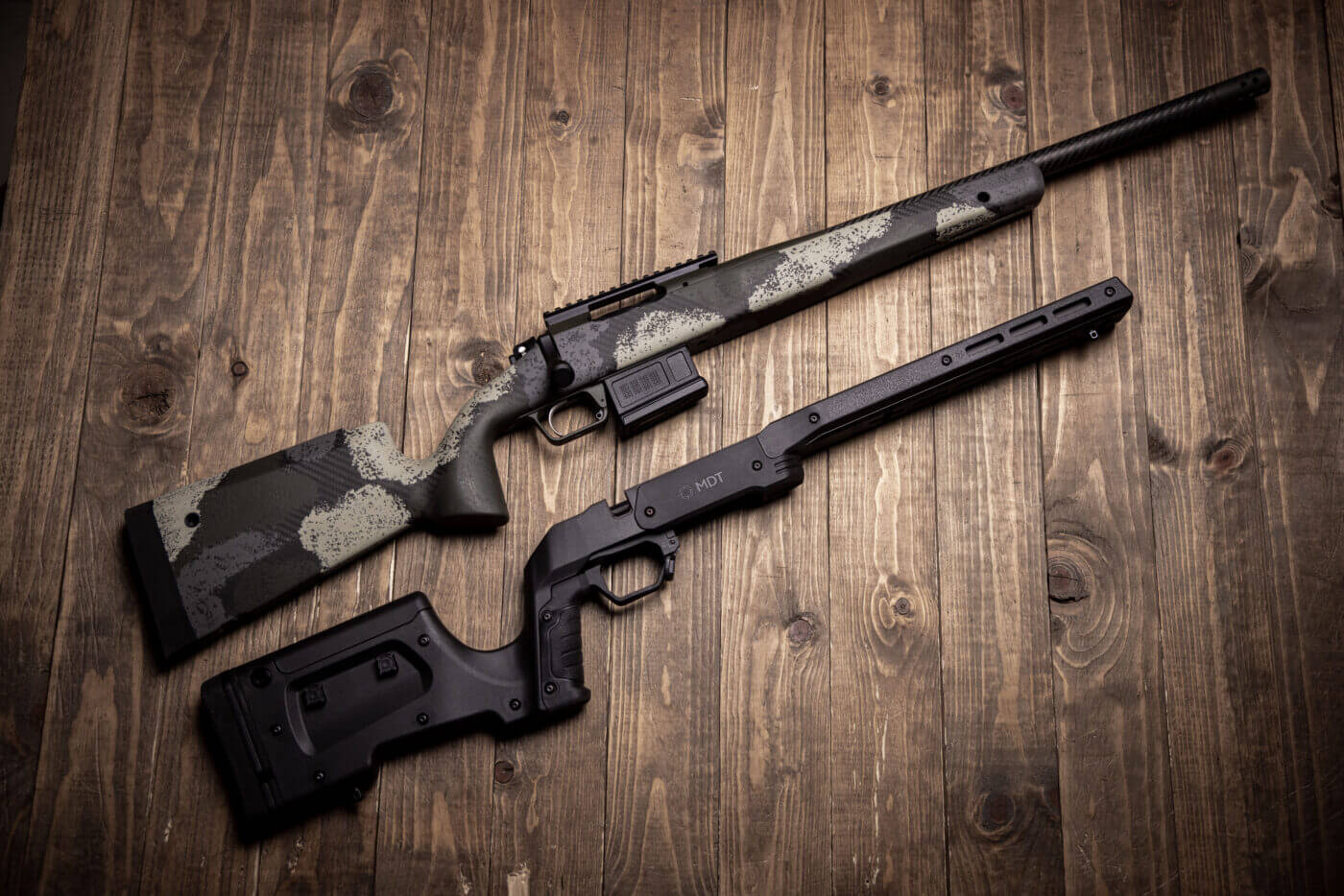 MDT chassis for the Model 2020 Waypoint rifle