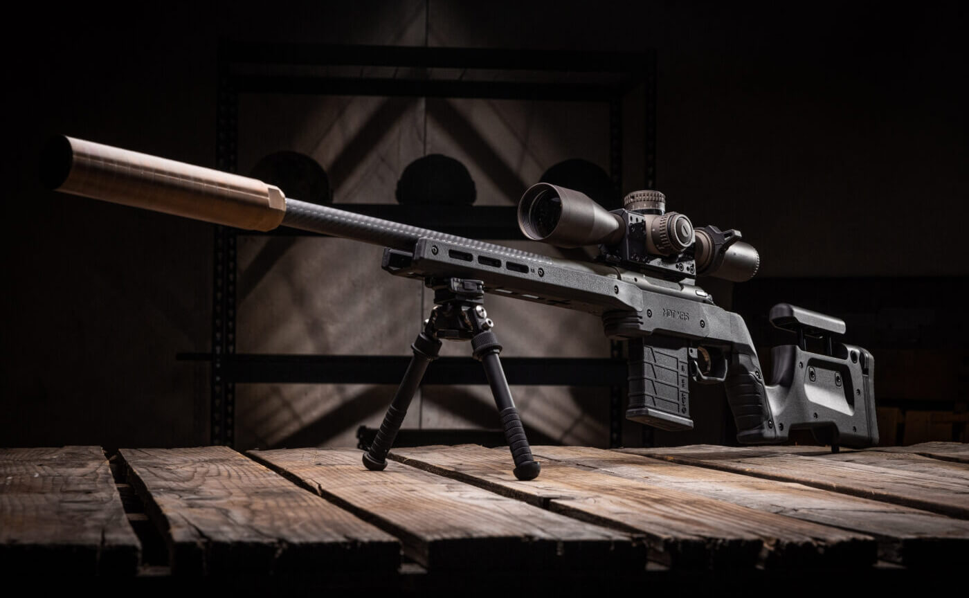 MDT chassis and Springfield Waypoint rifle