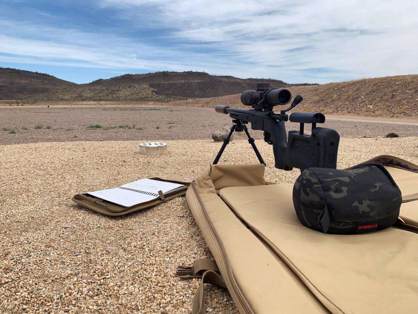 Long range shooting gear