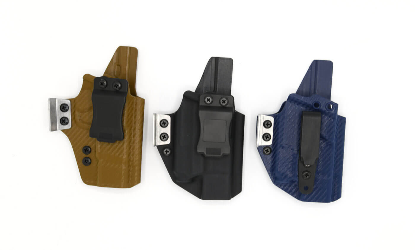 QVO Tactical holster options