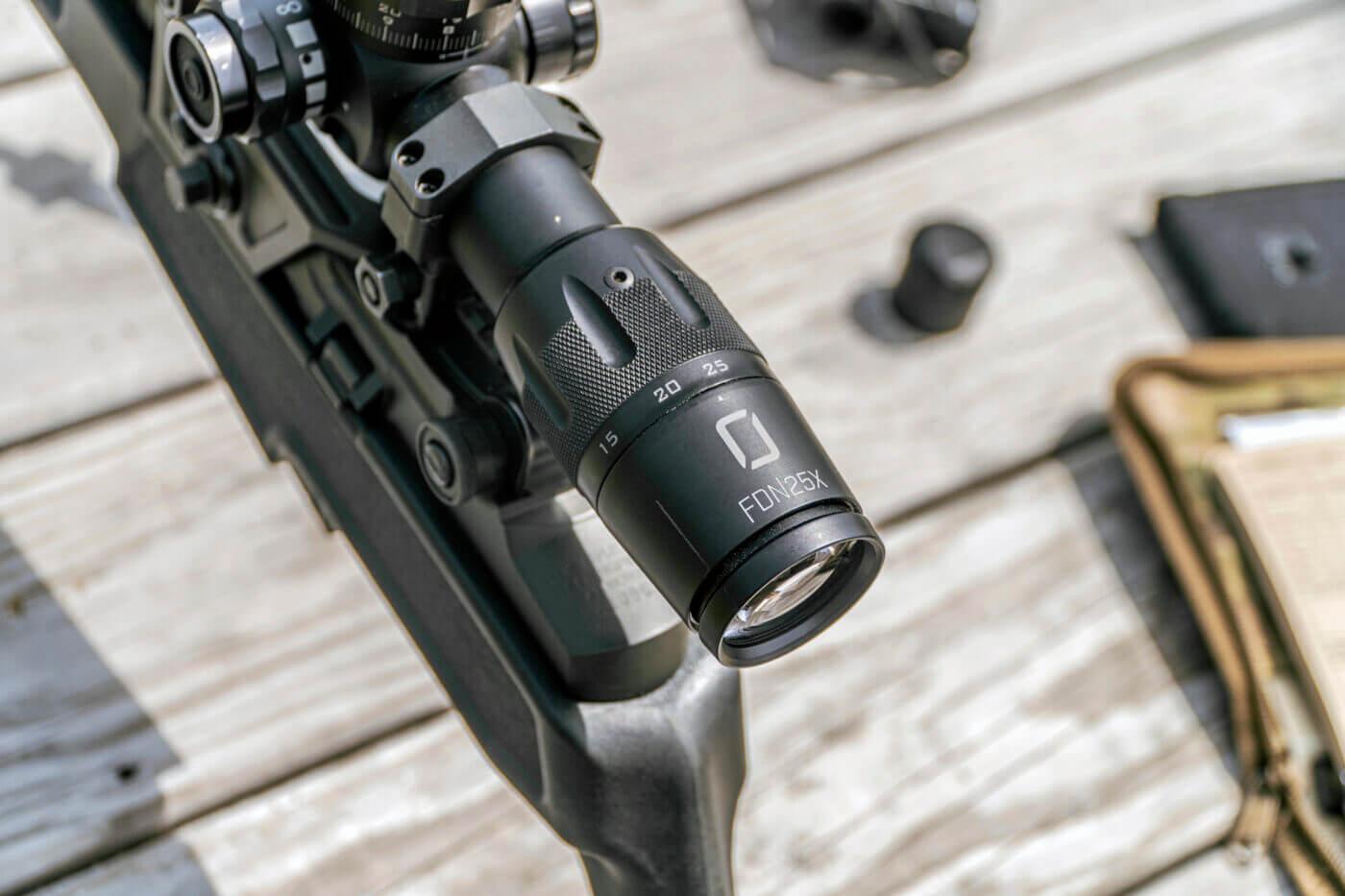 FDN 25X scope by US Optics