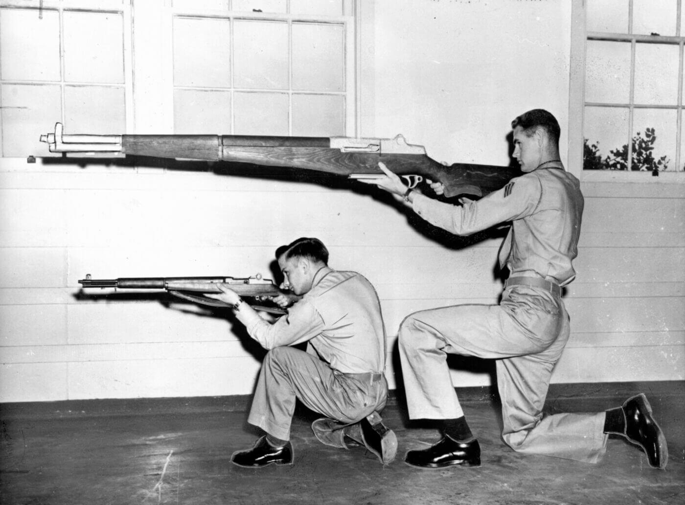 M24 Training Aid rifle