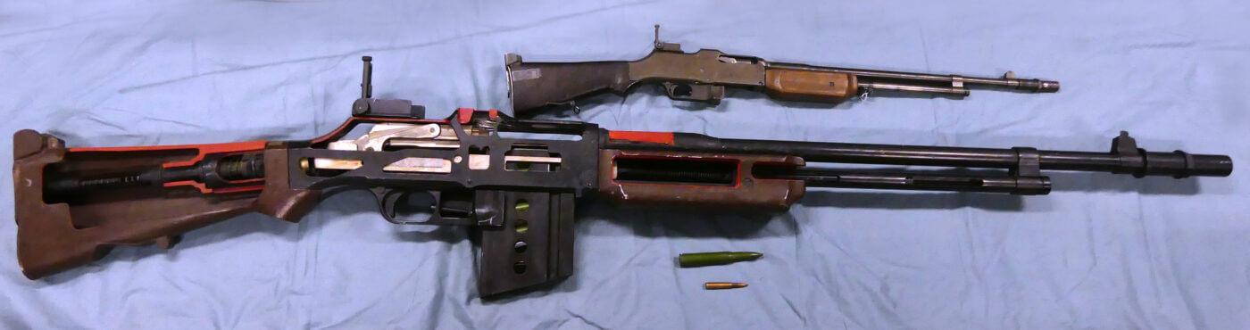 M23 training aid BAR