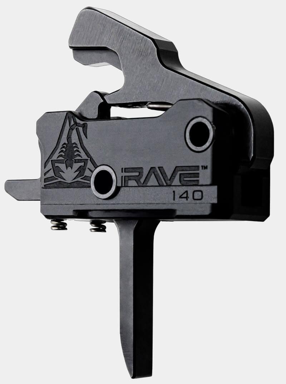 Rise Armament Rave 140 Flat