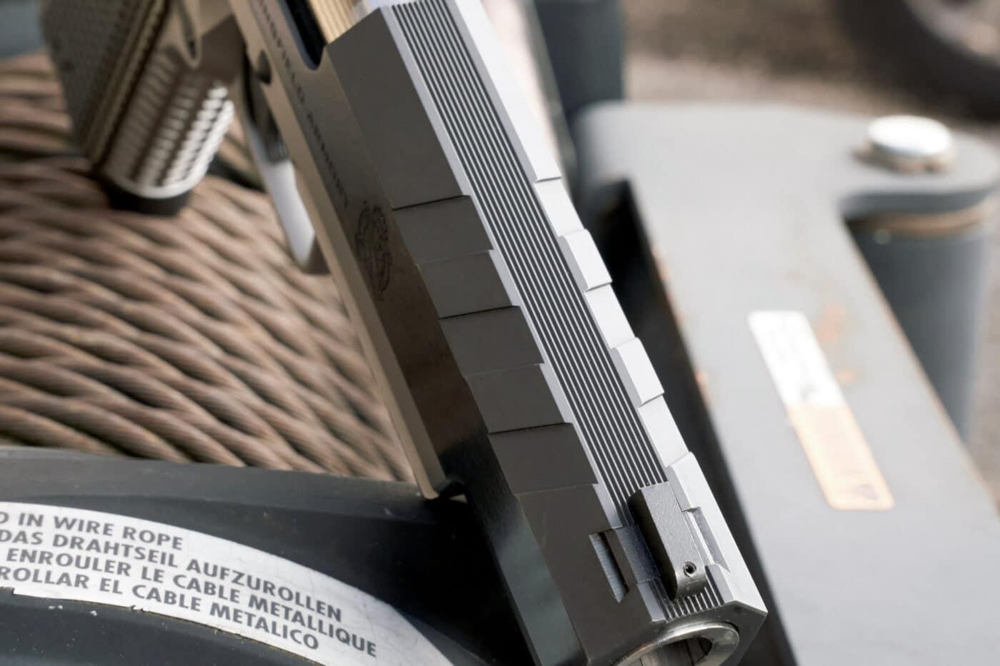 Springfield Armory Emissary slide