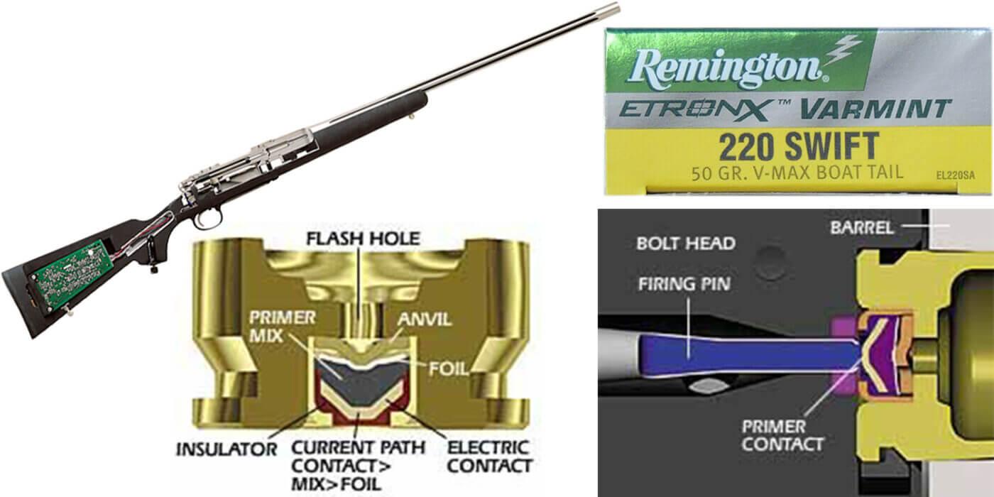 Remington EtronX diagrams