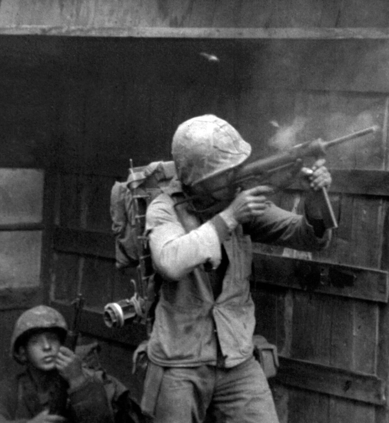 M3 Grease Gun in Korean War