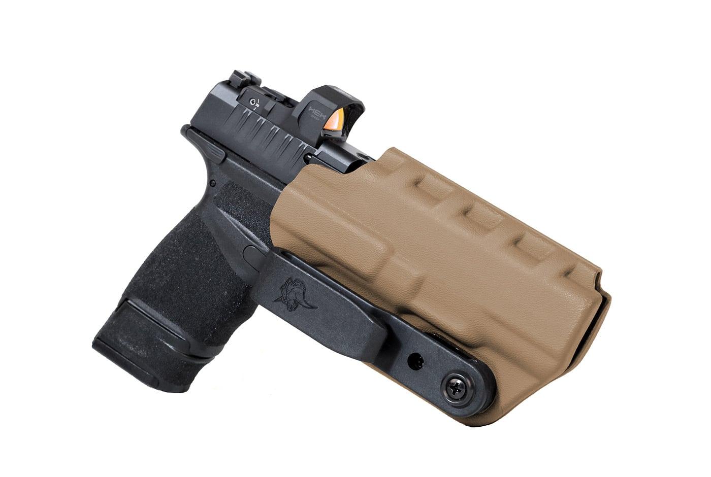 DeSantis Slim-Tuk IWB holster