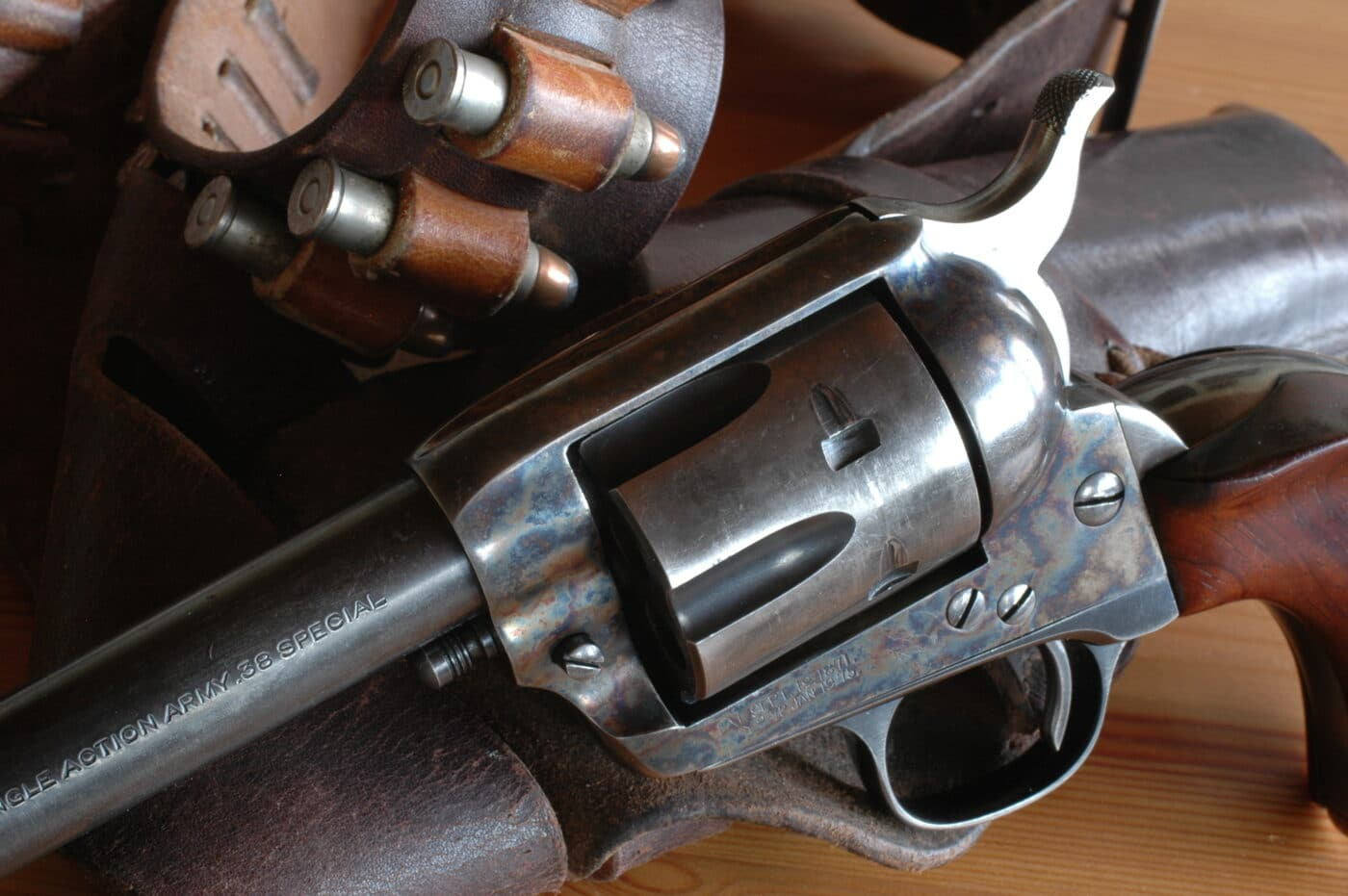.38 Special for the USAF