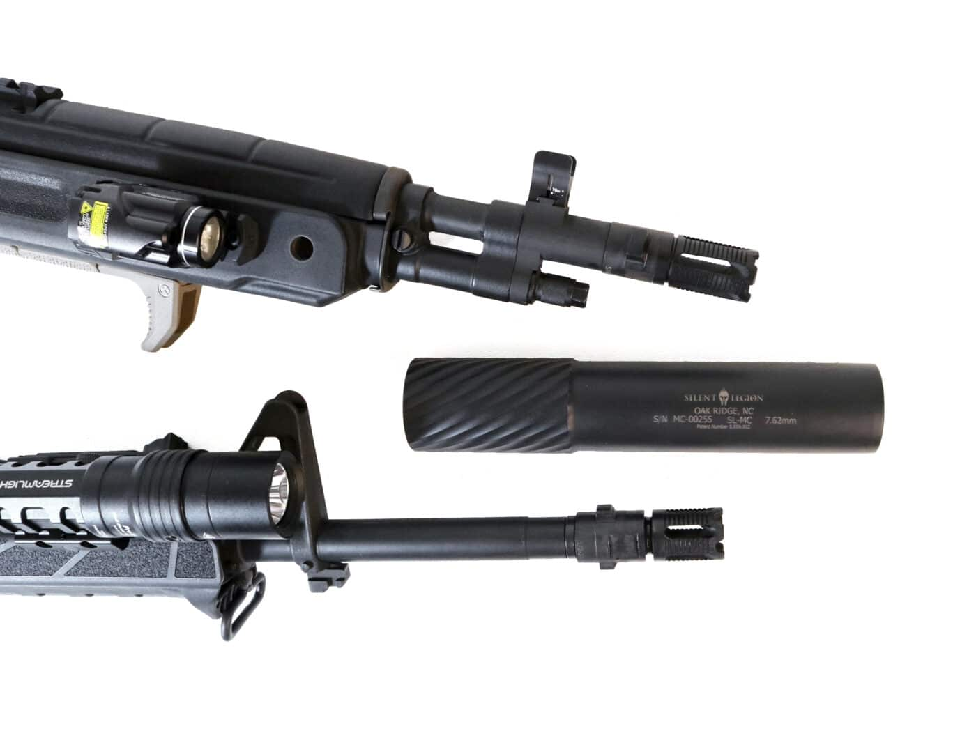 Silent Legion Complete Multi-Caliber Kit