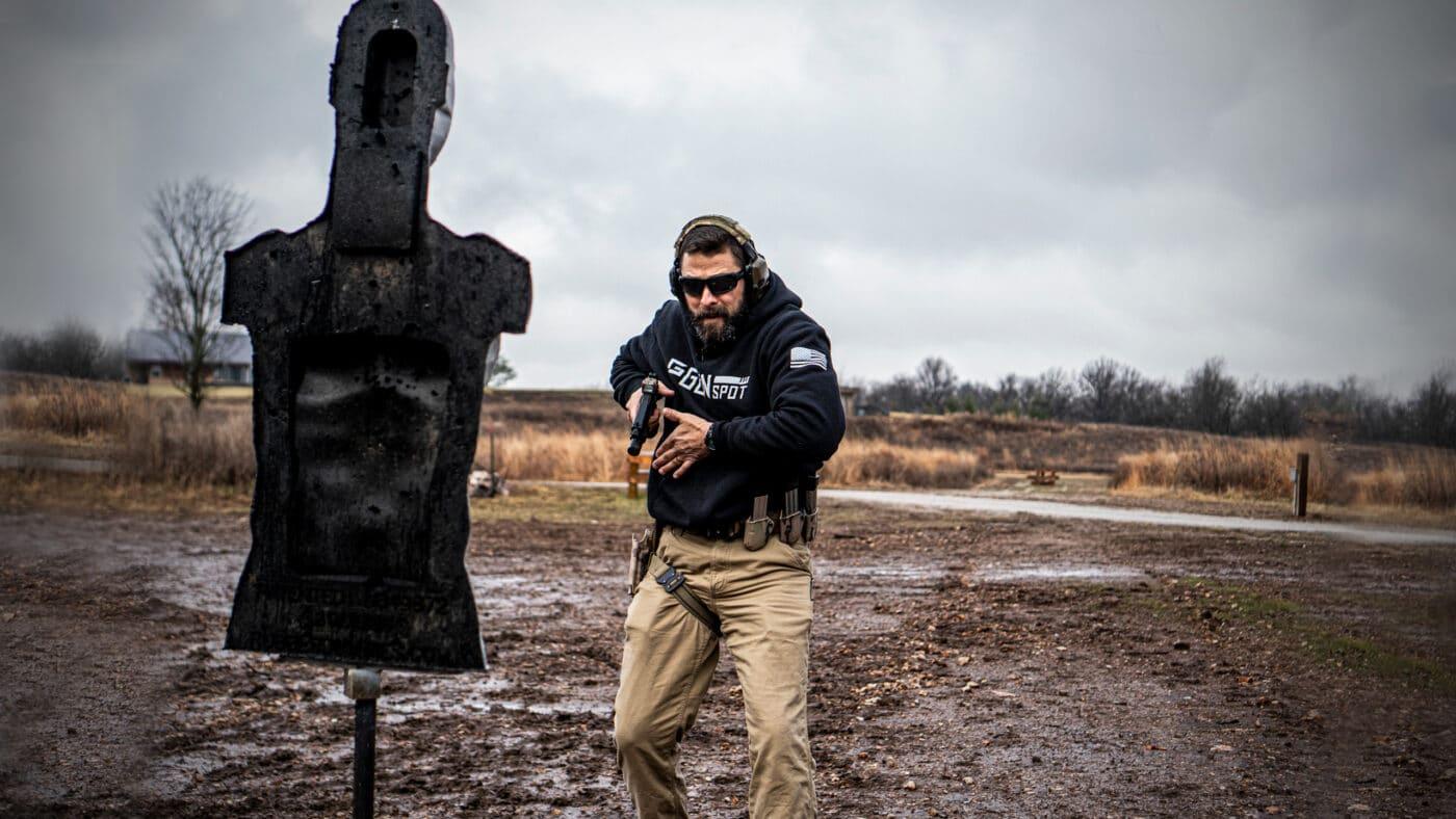 Headshot training for combat marksmanship