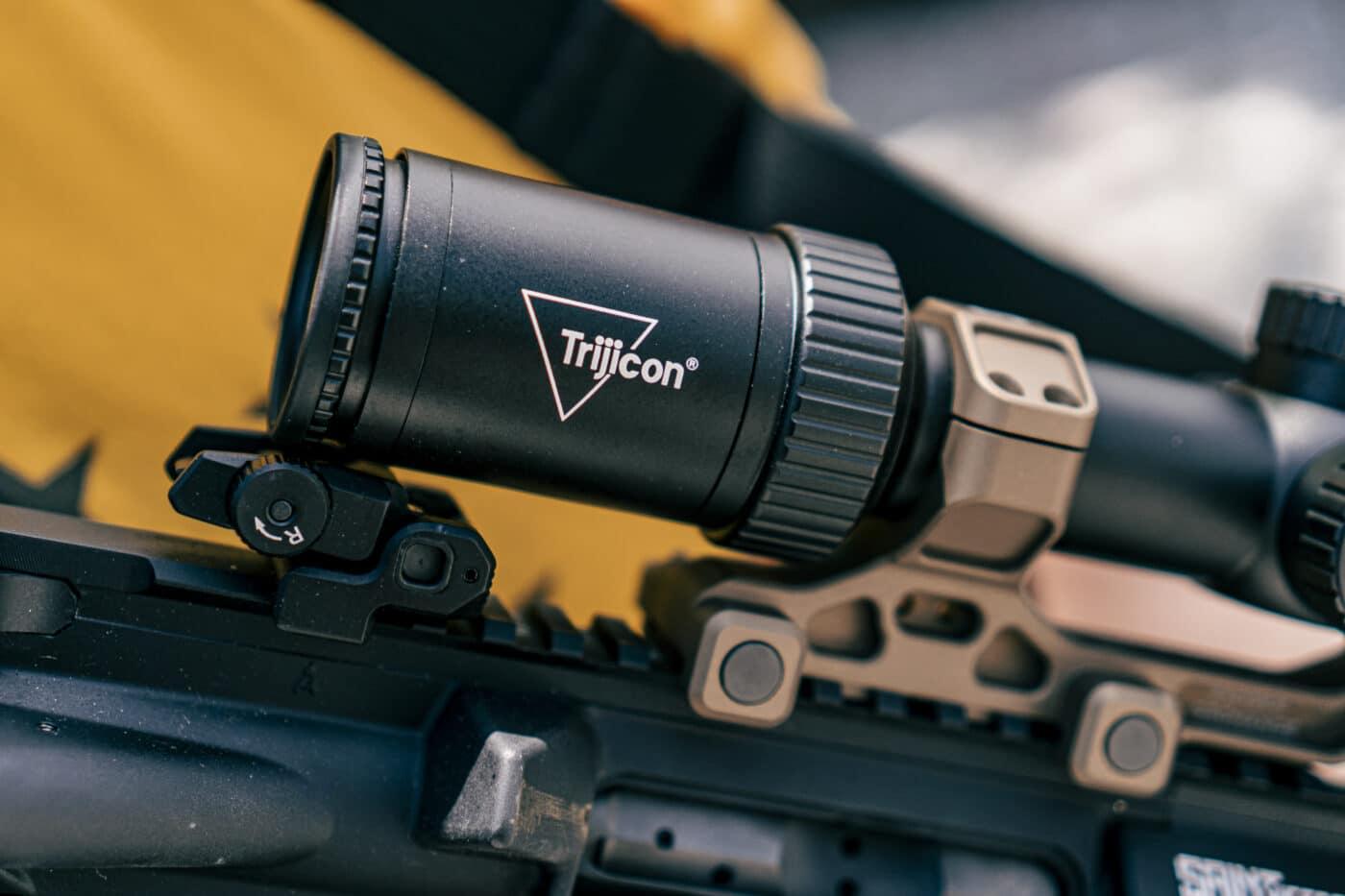 Trijicon hunting scope