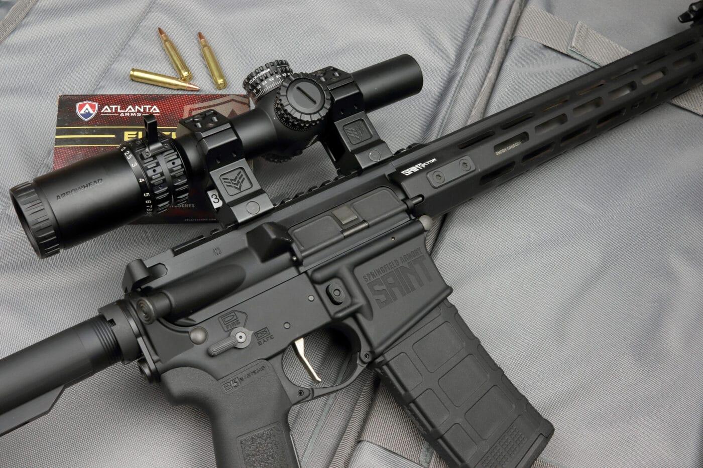 Atlanta Arms ammo used in testing