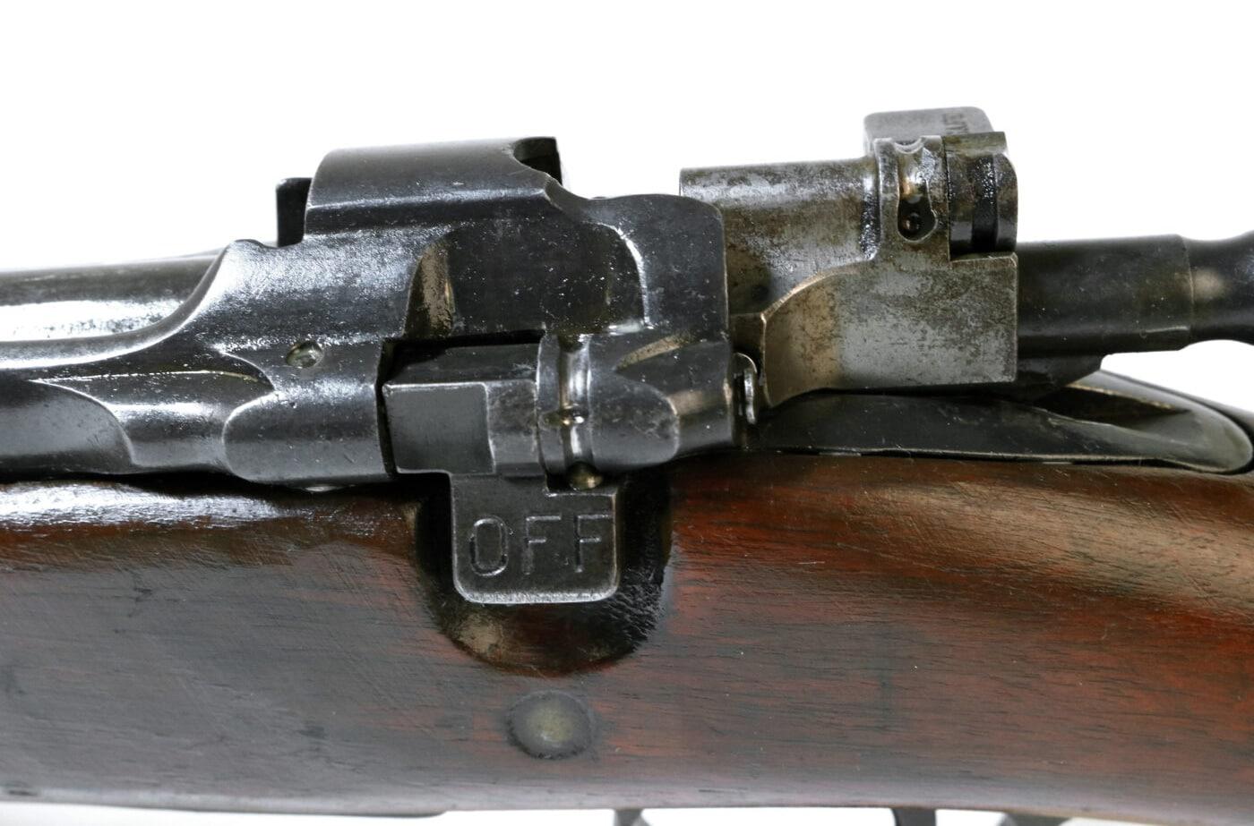 M1903 magazine cut off