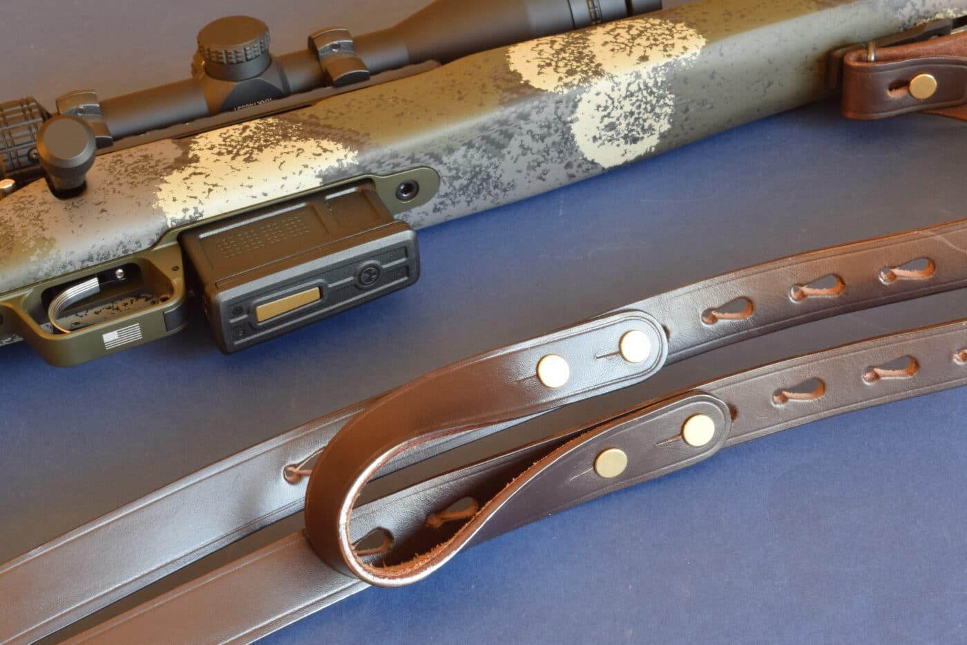 Arm loop of Galco Ching sling