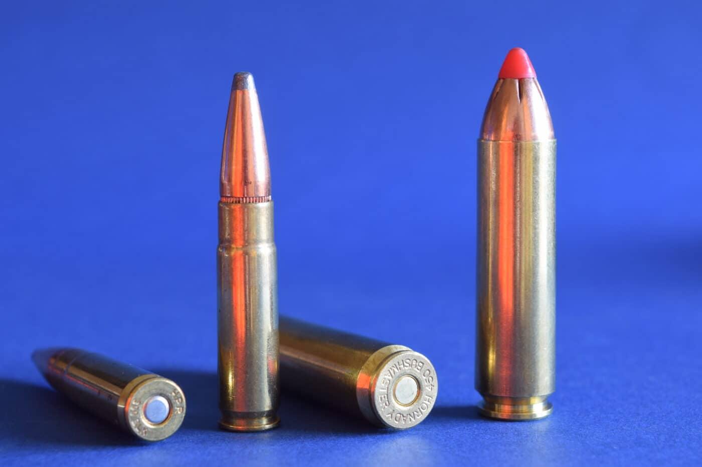 300 BLK vs. 450 Bushmaster