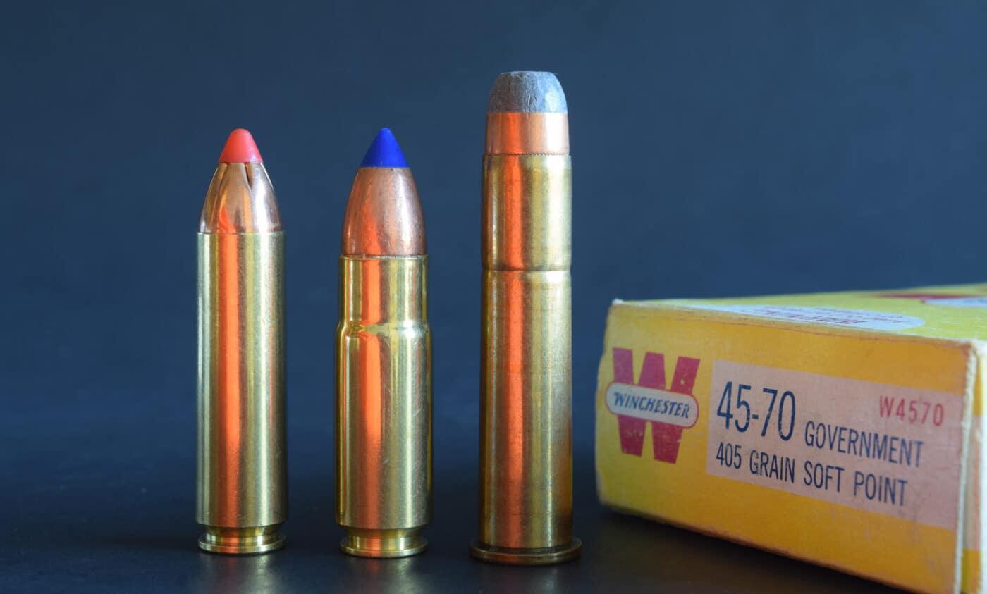 .450 Bushmaster vs .458 SOCOM vs. .45-70