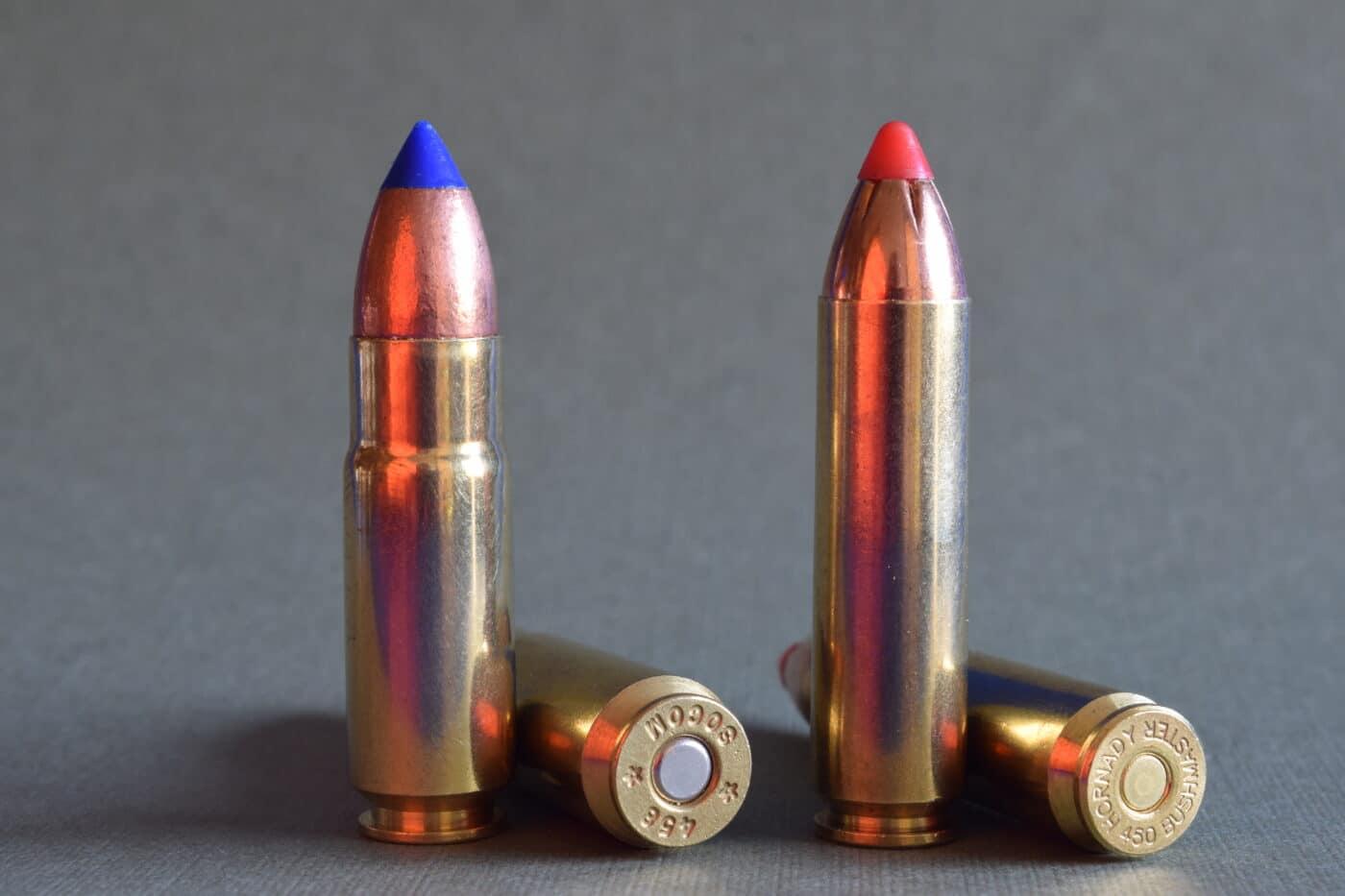 .473″ of the Bushmaster vs. the .458 SOCOM