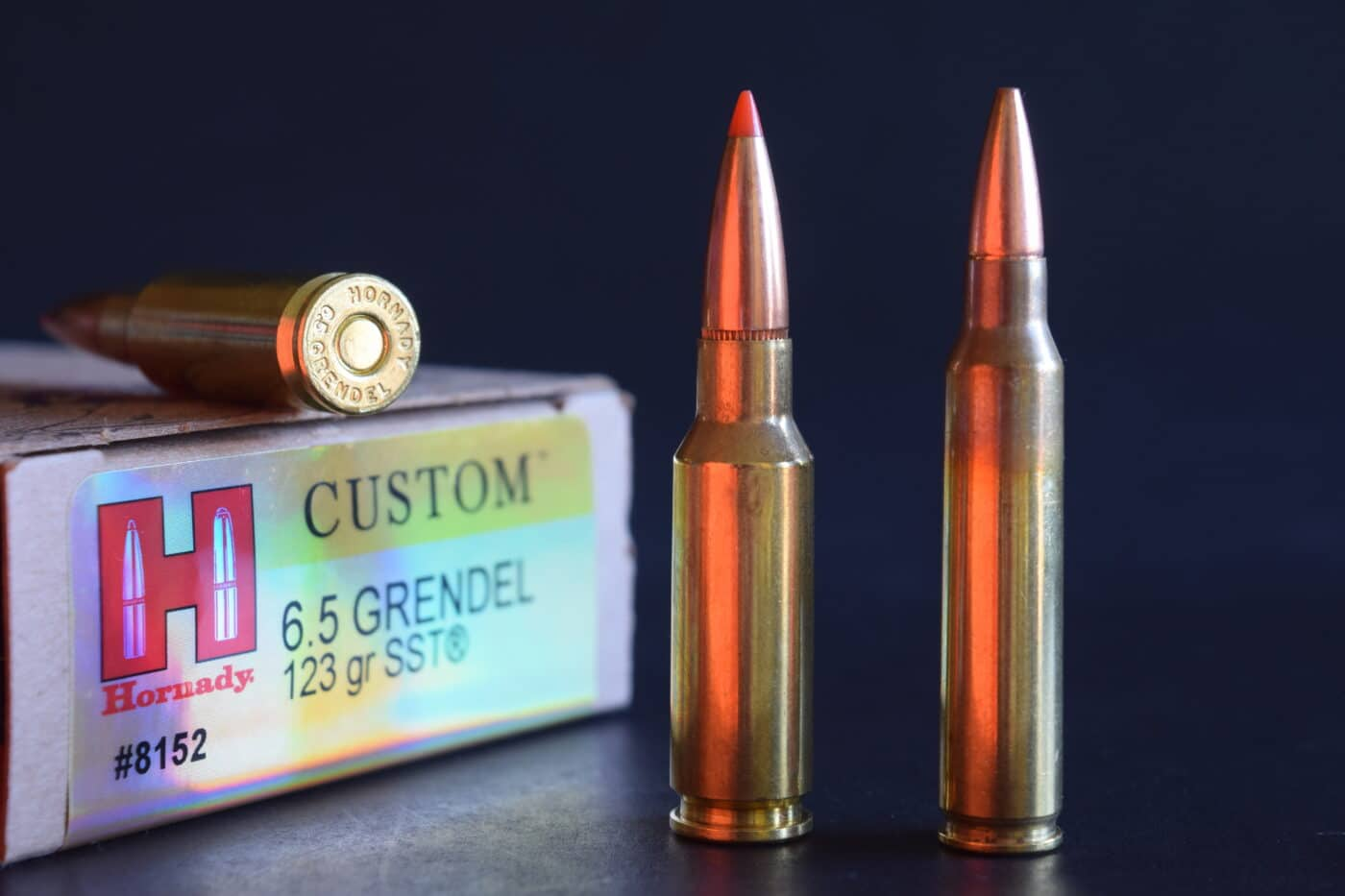 6.5 Grendel ammo for deer hunting