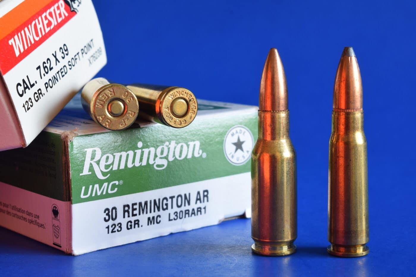 .30 AR cartridge