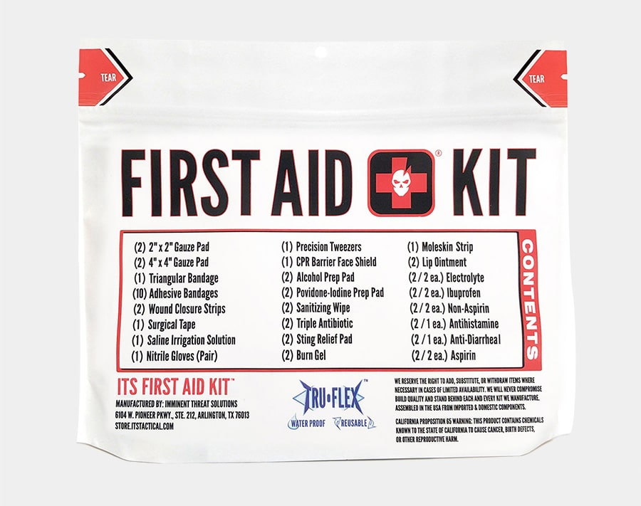 ITS Tactical ITS First Aid Kit