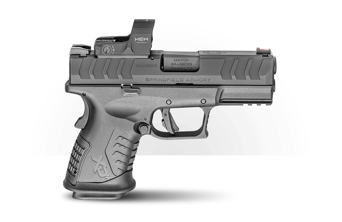 """XD-M® Elite 3.8"""" Compact OSP™ w/ HEX Dragonfly"""