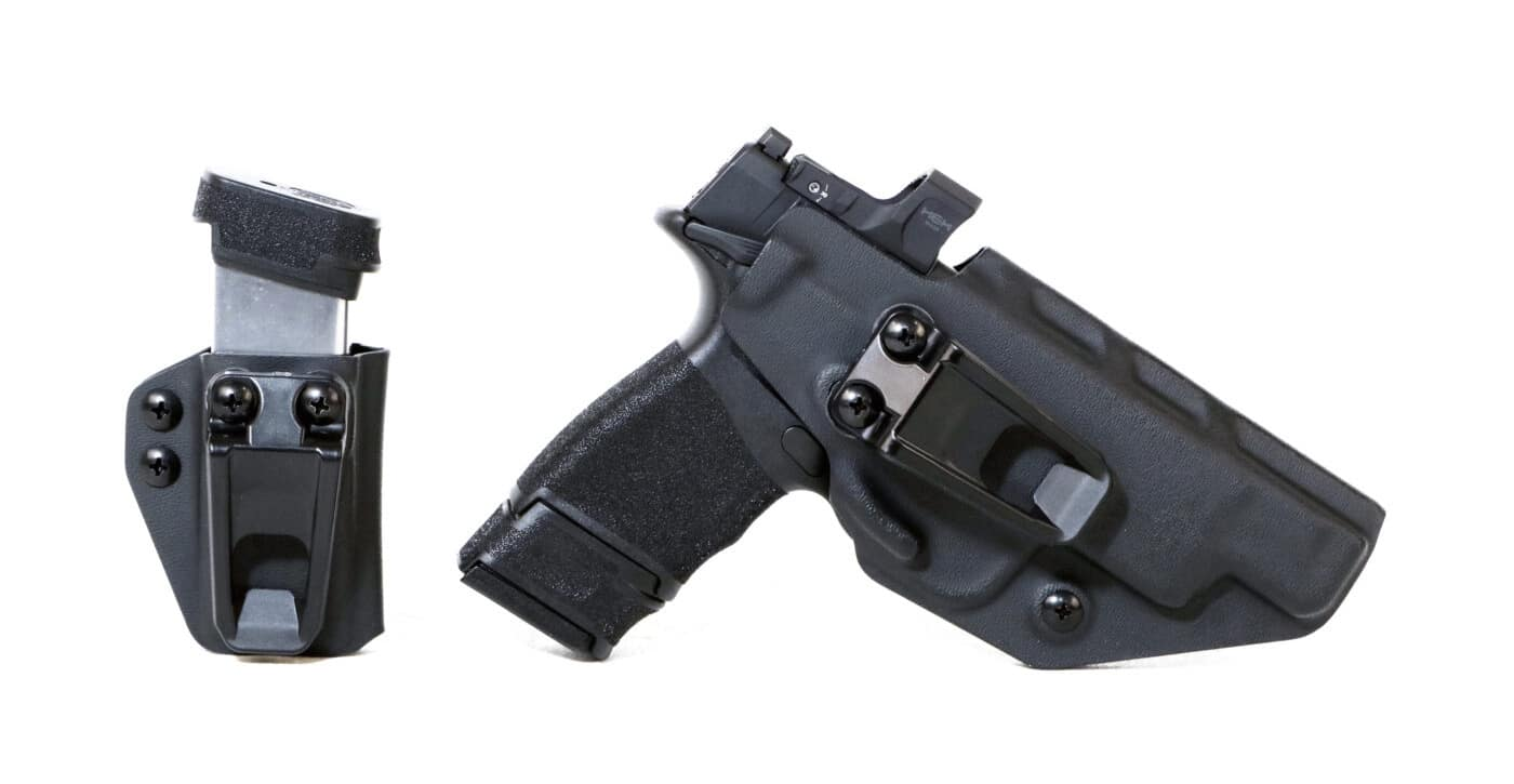 Crucial Concealment holster for Hellcat RDP