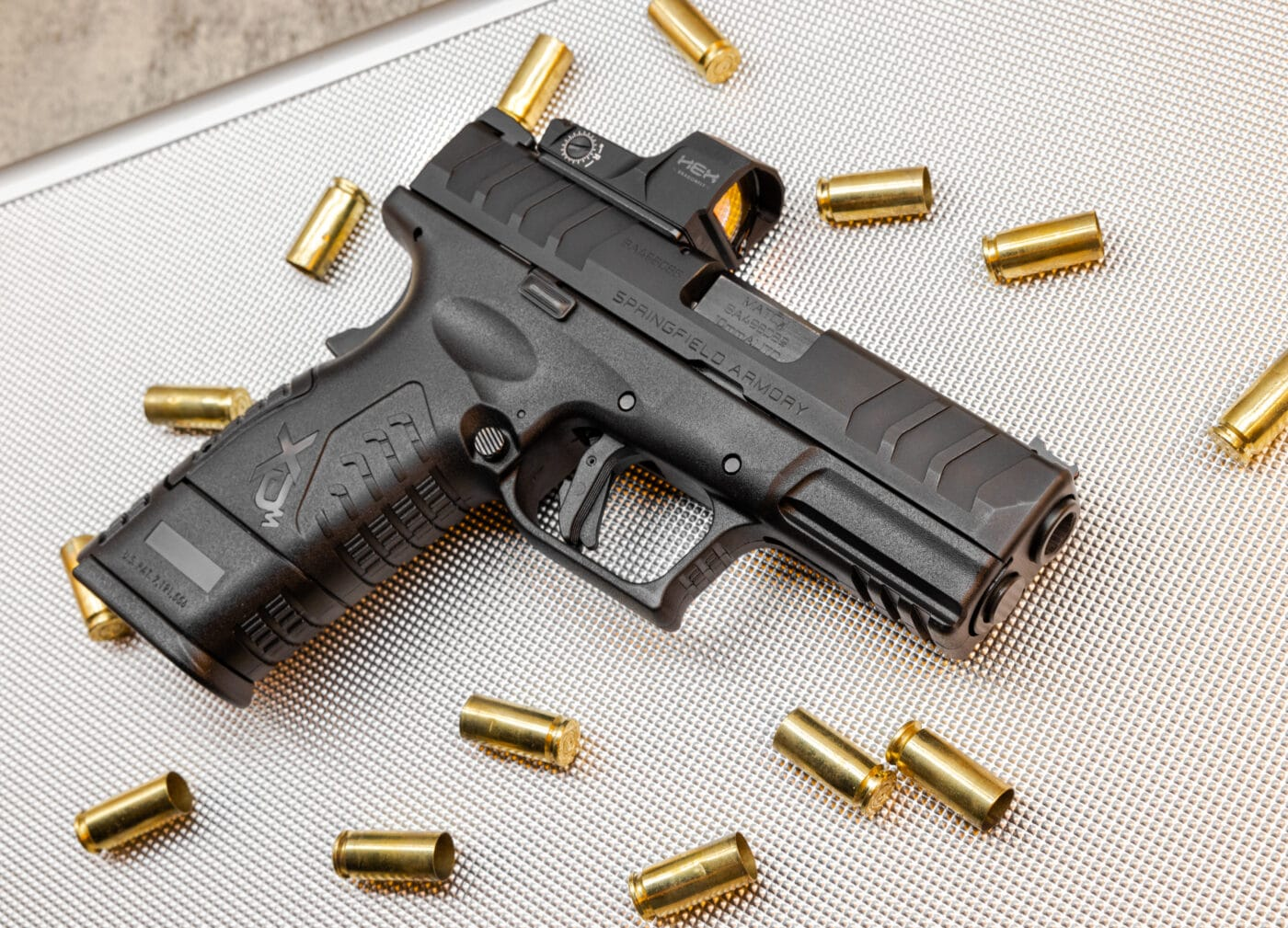 Springfield Armory XD-M Elite 3.8 Compact OSP in 10mm