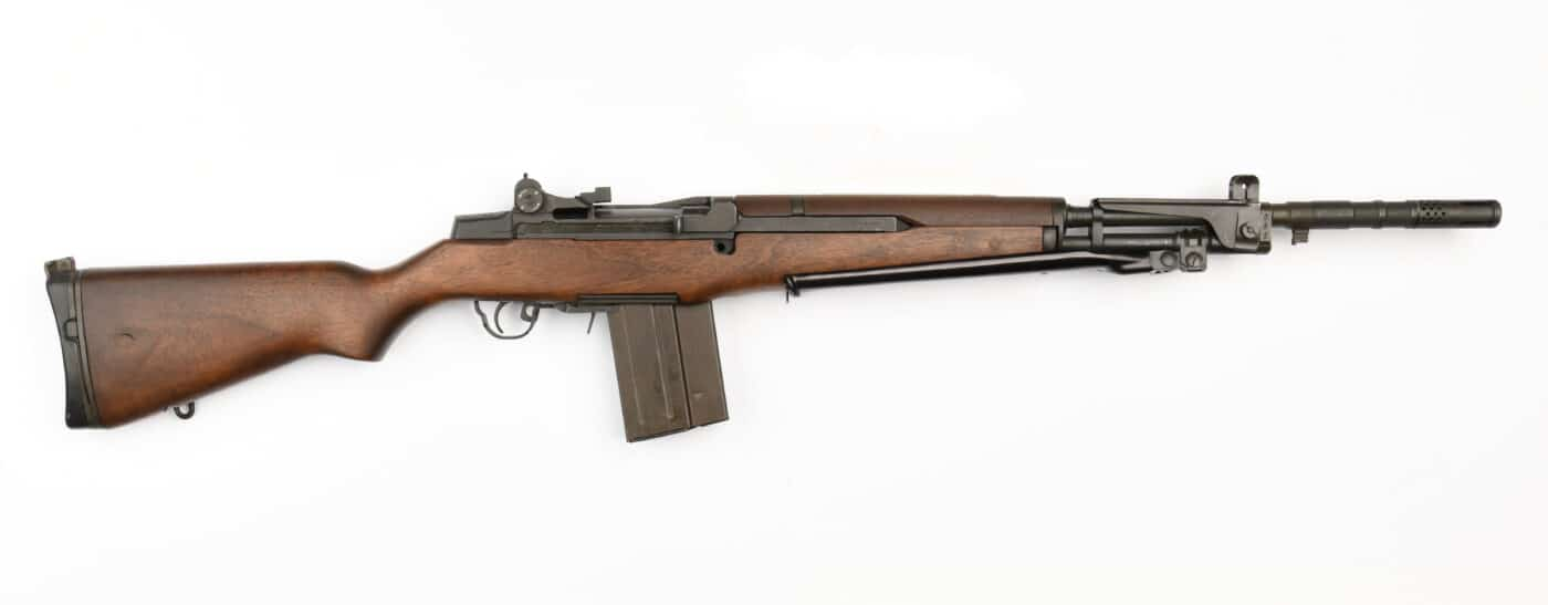 Beretta BM 59 rifle